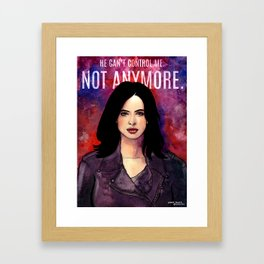 Jessica Jones Framed Art Print