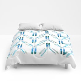 IgG Antibody, Science Art Comforters