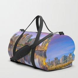 Pittsburgh - USA Duffle Bag
