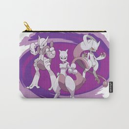 MewTwo Beyond Carry-All Pouch