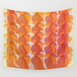 The Jelly Wave Collection Wall Tapestry