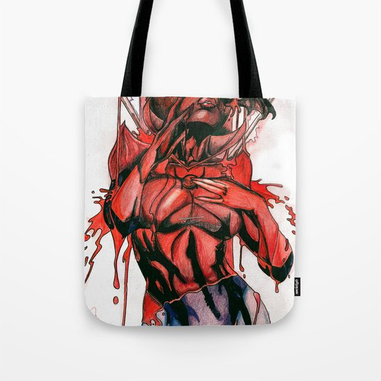 Bleez Coloured Tote Bag