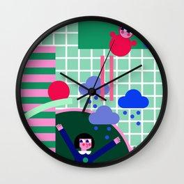 What girls like? Wall Clock