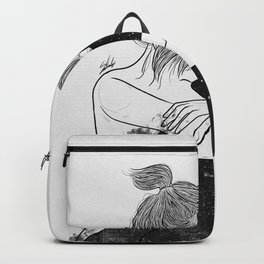 You're my favorite city. Backpack
