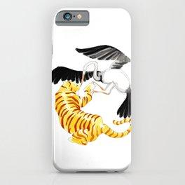 Tiger & Crane iPhone Case
