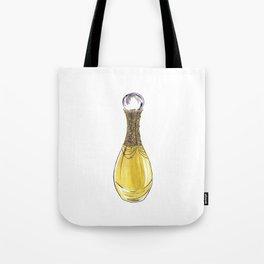 J'adore L'or Tote Bag