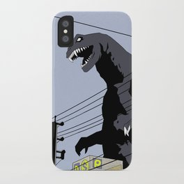 Godzilla, Mothra and King Ghidorah: Giant Monsters All-Out Attack iPhone Case