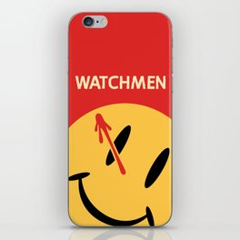 Who Watches Who? iPhone Skin
