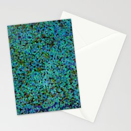 Oceana: Pointalism Stationery Cards