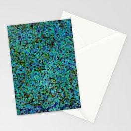 Oceana: Pointalism Stationery Cards
