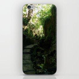 Monkey Forest I iPhone Skin