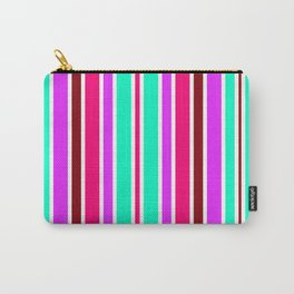 Simply Candy Stripe Carry-All Pouch