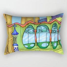 Barcelona Rectangular Pillow