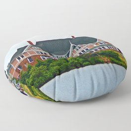 Dalvay by the Sea Floor Pillow