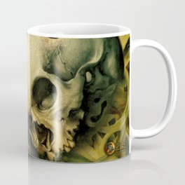 Trepanation (Skull) Coffee Mug