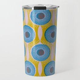 strainer Travel Mug