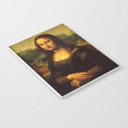 Monalisa, Leonardo Da Vinci, Mona Lisa, original Notebook