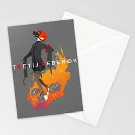 The Third Child Stationery Cards