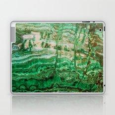 MINERAL BEAUTY - MALACHITE Laptop & iPad Skin