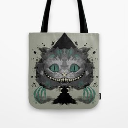 Cat of Spades Tote Bag