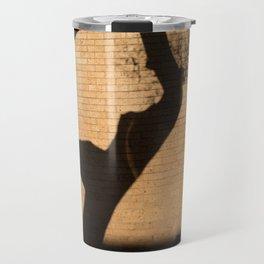 Shadow Play Travel Mug