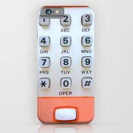 Princess Touchtone iPhone Case