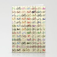 brompton Stationery Cards featuring Bikes by Wyatt Design