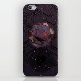 Encased in Glass iPhone Skin