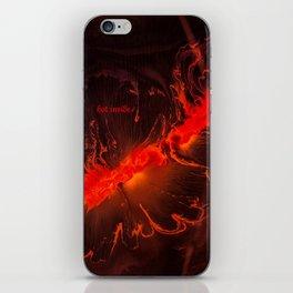 Hot Inside iPhone Skin