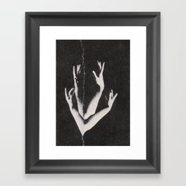 The Believers Framed Art Print