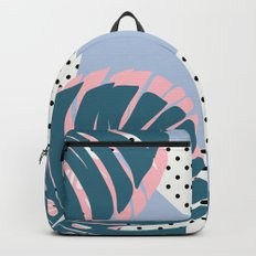 Tropical 80s Backpacks