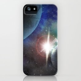 Space Age iPhone Case