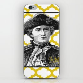 Lord Nelson iPhone Skin