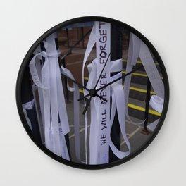 11 september 2010 Wall Clock