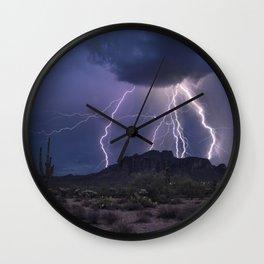 The Magic of the Monsoon Wall Clock