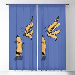 Banana Blackout Curtain