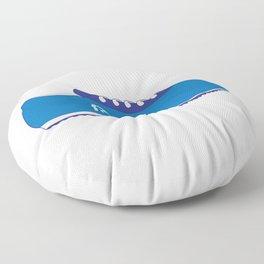 Running Shoes Floor Pillow