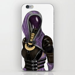 Tali'Zorah vas Normandy iPhone Skin
