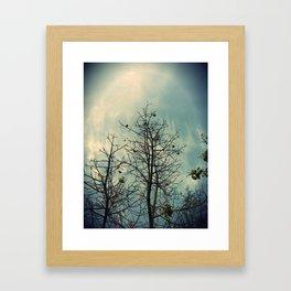 Atmosphere Framed Art Print