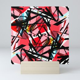 Torned Shackles II Mini Art Print