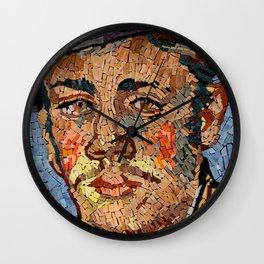 ARMAND ROULIN 1 (Van Gogh) Wall Clock