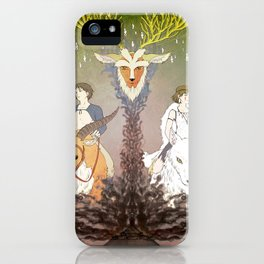 Mononoke Hime iPhone Case