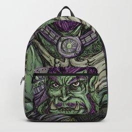 Ork Warrior Backpack