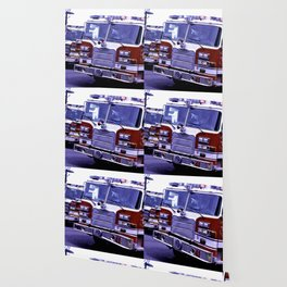 Those Wonderful Fire Trucks Wallpaper