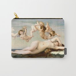 """Alexandre Cabanel """"The Birth of Venus"""" (1875) Carry-All Pouch"""