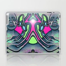 Hand In Hand Laptop & iPad Skin