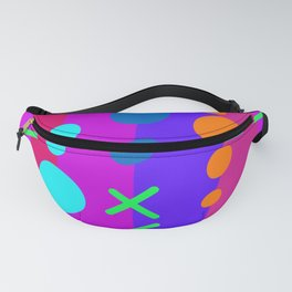 Party Time / Red Fanny Pack