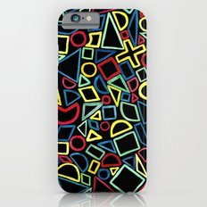 Primary Shapes Slim Case iPhone 6s
