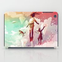 fly iPad Cases featuring FLY by Javier G. Pacheco