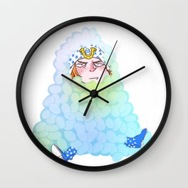 Easter Johnny Wall Clock